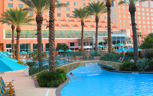 High Quality The Beautiful Resort Style Pool At Moody Gardens Hotel. Images