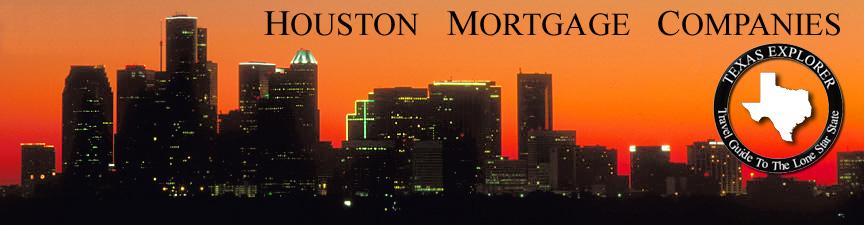 HOUSTON MORTGAGE COMPANIES